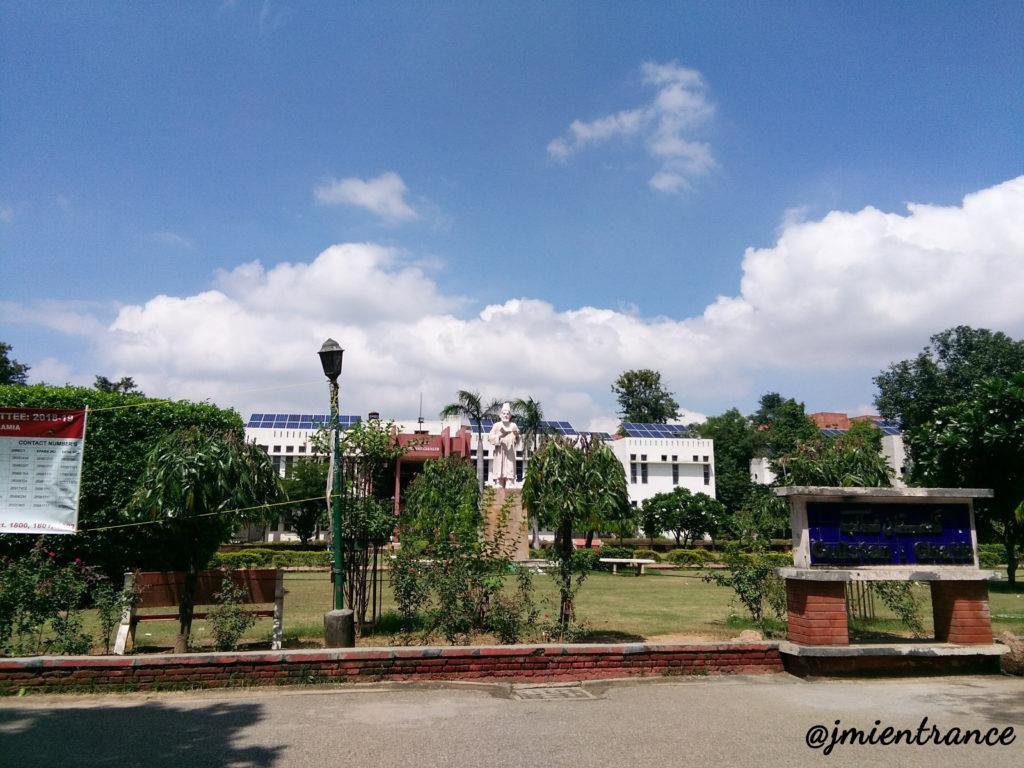 Jamia Millia Islamia Campus, New Delhi