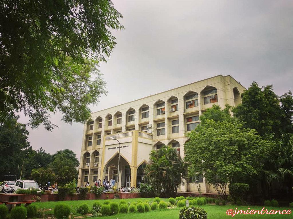 Mohibbul Hasan House, Jamia Millia Islamia